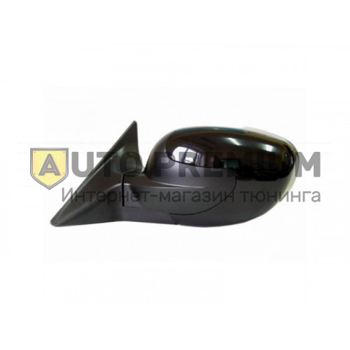 Боковые зеркала на ВАЗ 2110-12 (НТ-10А) Политех Волна с золотистым антибликовым покрытием и механической регулировкой.
