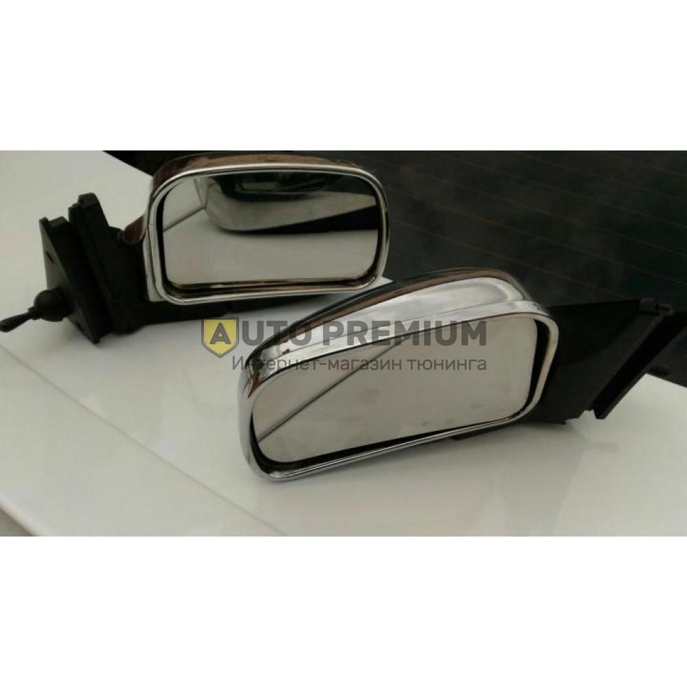 Боковые зеркала Волна на ВАЗ 2101-2107 (хром)