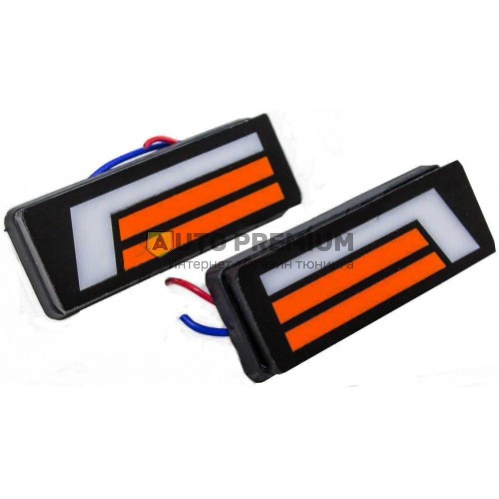 LED (диодные 4х4) повторители поворота на Нива 4х4 (ВАЗ 21213, 21214, 2131)