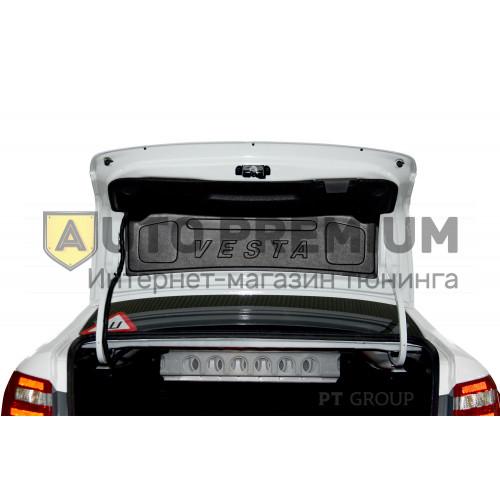 Внутренняя облицовка крышки багажника с логотипом (ABS) LADA VESTA с 2015